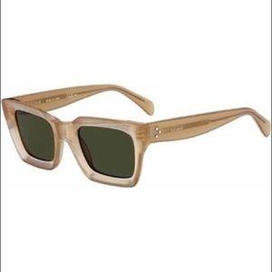 2408116319c0 Celine Accessories - Celine Kate CI41450 Acrylic Square Sunglasses